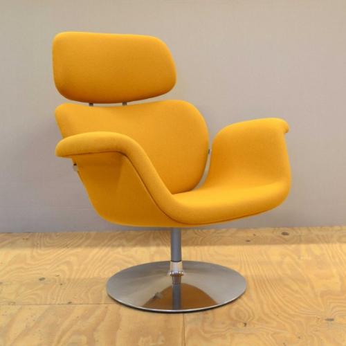 Artifort-fauteuil in Tonus van Kvadrat